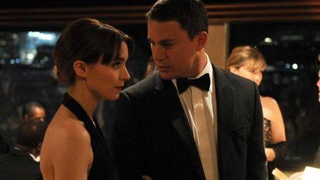 Rooney Mara and Channing Tatum star in