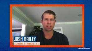 Islanders forward Josh Bailey spoke on Monday about what it means
