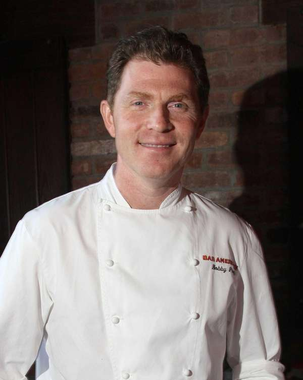 Chef Bobby Flay attends the Steven Scher Memorial