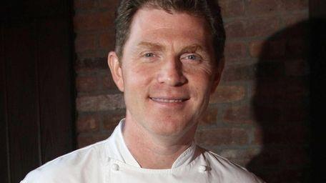 Chef Bobby Flay attends the Steven Scher Memorial