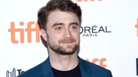 Daniel Radcliffe at the 2019 Toronto International Film