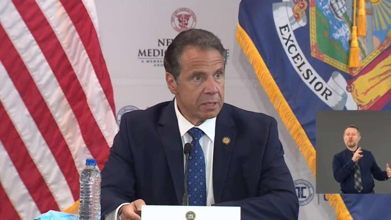 Gov.Andrew M. Cuomo on Tuesday gave his