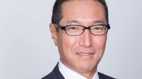 Kazuto Ogawa, president and CEO of Canon U.S.A.