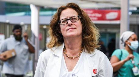 Dr. Bettina Fries, of Stony Brook University Hospital,