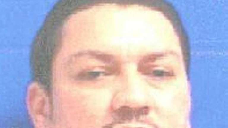 Angel Laporte, 54, of Selden, was arrested Friday