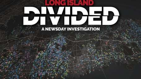 Newsday's Long Island Divided's findings included evidence suggesting