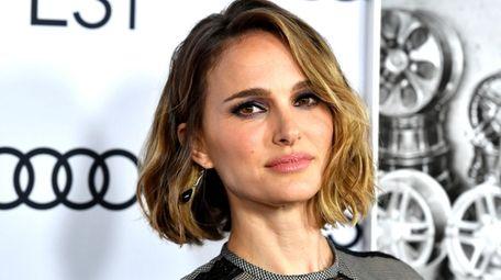 Long Island-raised actress Natalie Portman said her initial