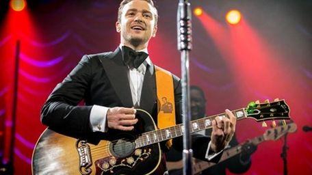 Justin Timberlake (Getty)