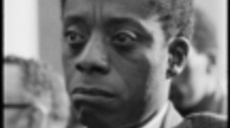 """James Baldwin in """"I Am Not Your Negro."""""""
