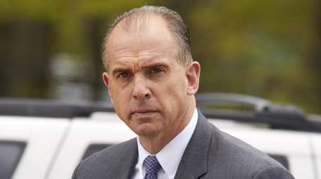 Edward Ambrosino, Town of Hempstead Councilman charged with