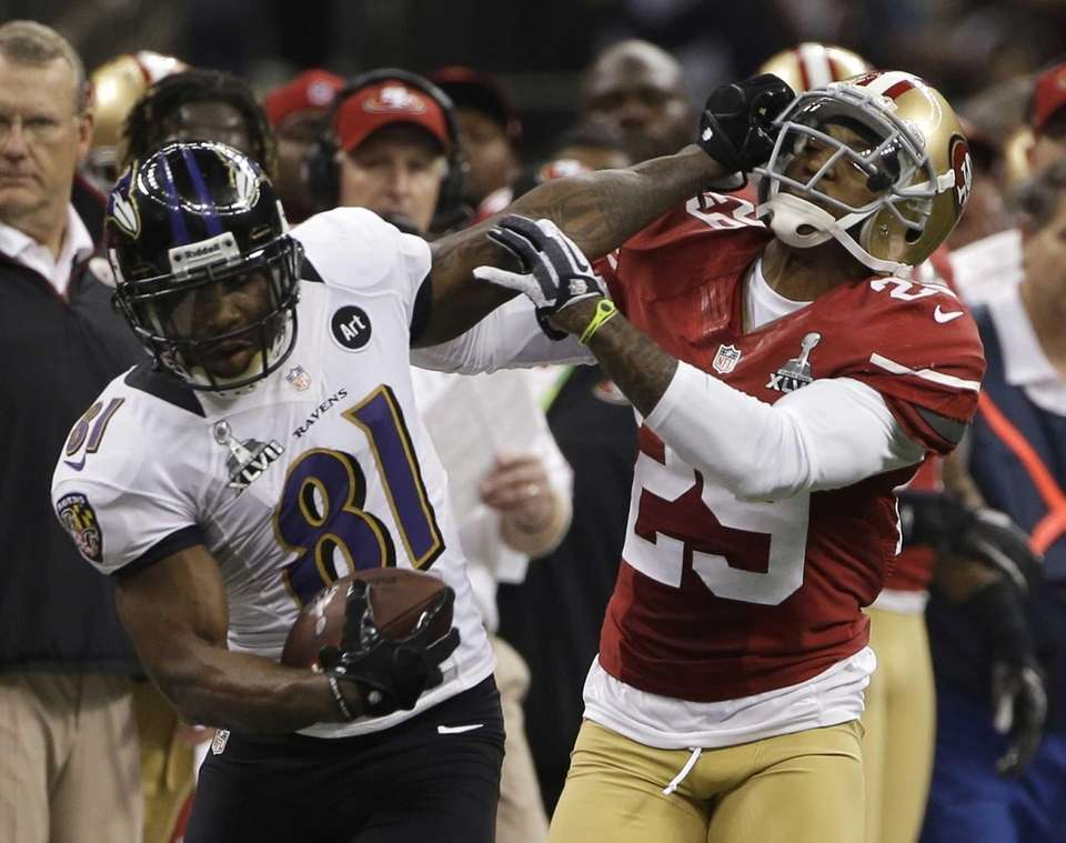 SUPER BOWL XLVII: BALTIMORE 34, SAN FRANCISCO 31