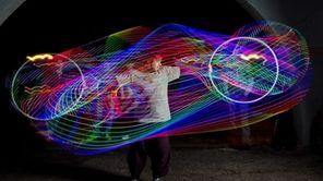 """Coram's Evan Davis is """"hooping"""" – the term"""