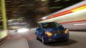 Buick took the European approach with the Verano