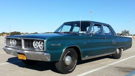 THE CAR AND ITS OWNER 1966 Dodge Coronet