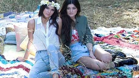 Meet Kendall and Kylie Jenner, Feb. 9, at