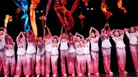 Chinese New Year Celebration by the Confucius Institute