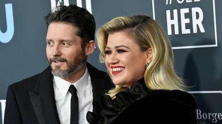 Brandon Blackstock and Kelly Clarkson were married in