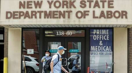 More than 2.6 million New Yorkers have filed