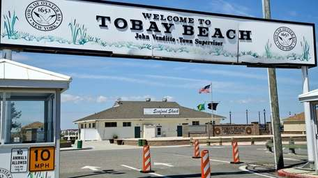 Oyster Bay's Tobay Beach, shown on May 18,