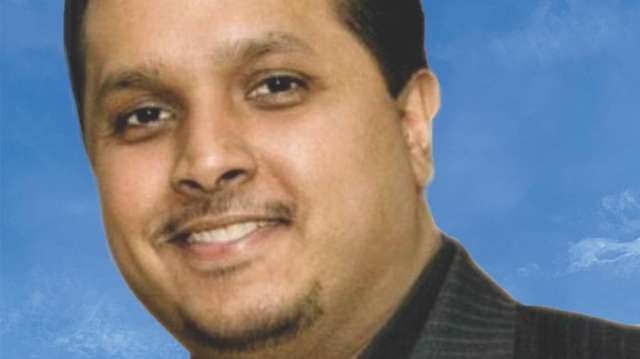 Subin Varghese died in May of COVID-19.