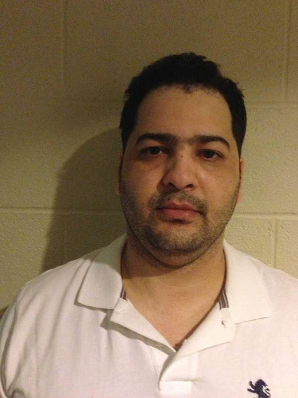 Eury Rodriguez, 33 of Queens, was charged after