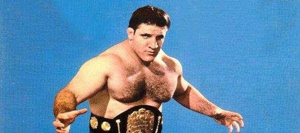 WWE Hall of Fame 2013 inductee Bruno Sammartino