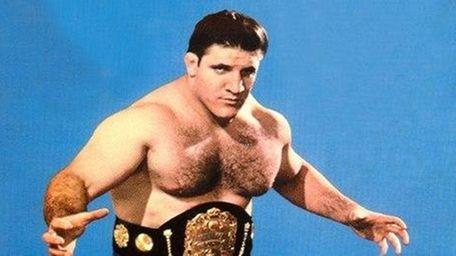 WWE Hall of Fame 2013 inductee Bruno Sammartino