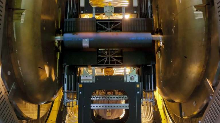 Brookhaven National Lab's ion collider is the only