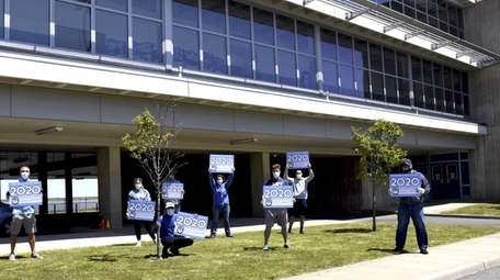 About 50 teachers from Long Beach High School