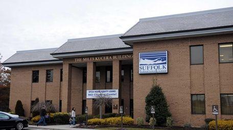 Suffolk Federal Credit Union in Medford has put