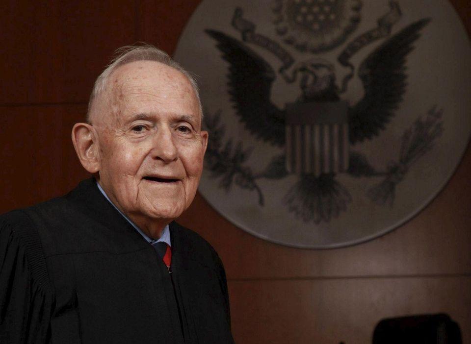 Federal District Judge Arthur Spatt died Friday at
