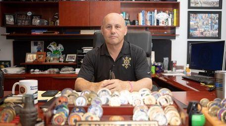 Nassau Police Commissioner Patrick Ryder discusses the recent