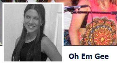 Emily Goodman, a 17-year-old senior at Half Hollow