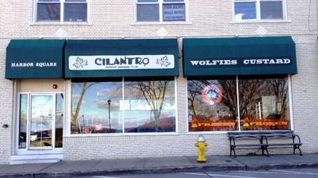 The new Cilantro in Northport adds Mexican spice