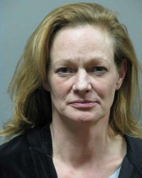 Kirsten Schneider, 46, of East Meadow, was arrested