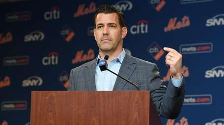 Brodie Van Wagenen and Mets will now pitch