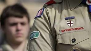 The Boy Scouts uniform fashioned with an Quality