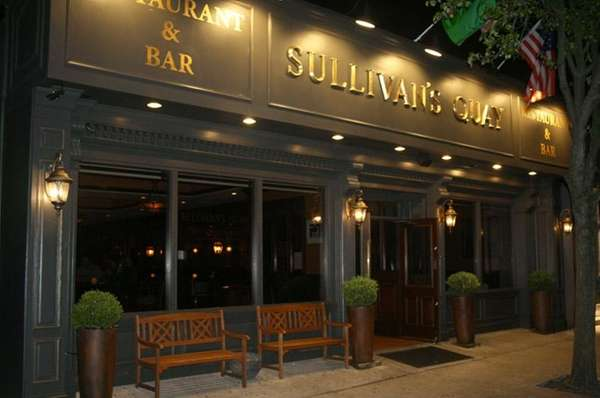 Sullivan's Quay Restaurant ... Bar is a Port