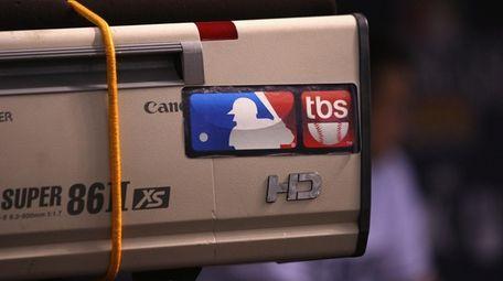 ST PETERSBURG, FL - OCTOBER 18: TBS cameras