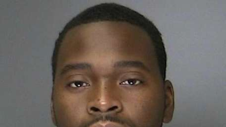Darrell Scott, 26, has been charged with second-degree