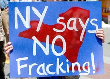 The Rockland Coalition Against Fracking will screen the