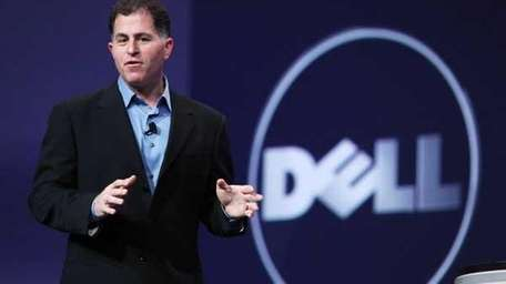 Dell Chairman and CEO Michael Dell. (Getty)