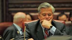 Senate co-leader Dean Skelos (R-Rockville Centre) said the