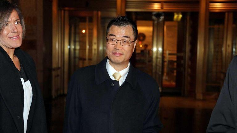 Xing Wu Pan, aka Oliver Pan, a former