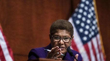 Rep. Karen Bass (D-Calif.) is chairwoman of the