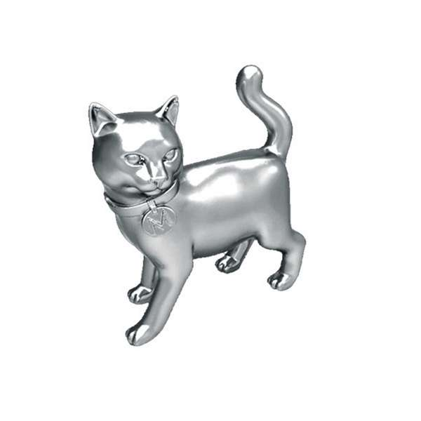Monopoly fans voted to add a cat to