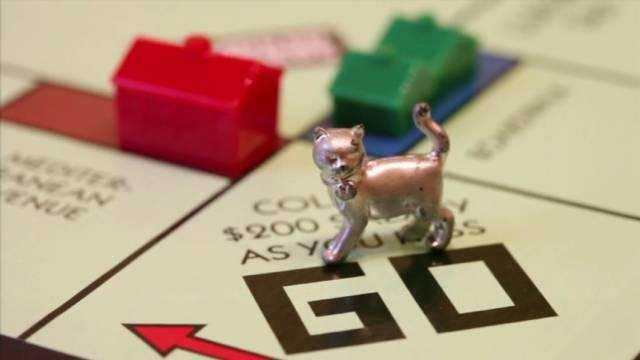 The Scottie dog token has a new nemesis