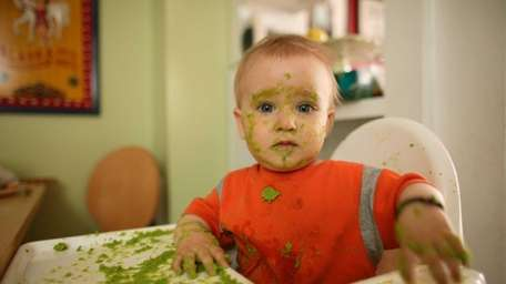 Easy tips to remove gross stains from baby