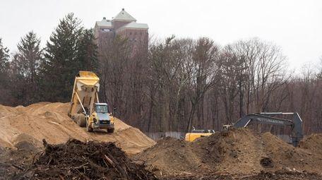 A lawsuit settlement allows construction of a DEC