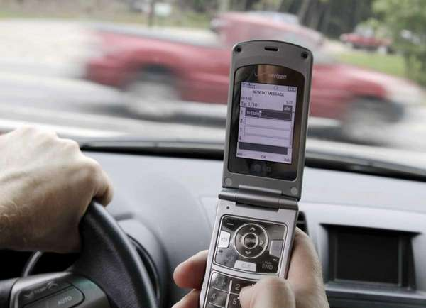 Newsday readers write in about texting and driving.
